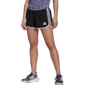 adidas Primeblue M20 Shorts Damer, hvid/sort